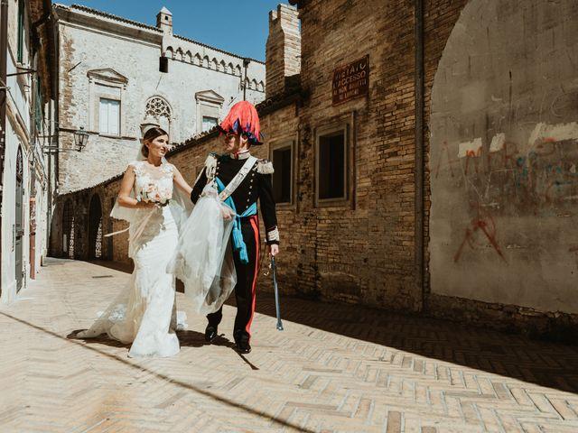 Il matrimonio di Luca e Marika a Vasto, Chieti 138