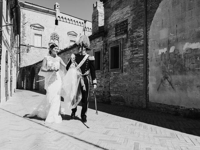 Il matrimonio di Luca e Marika a Vasto, Chieti 139