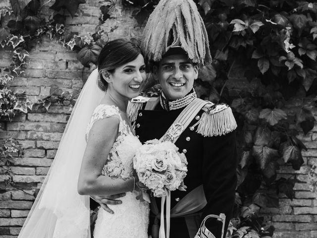 Il matrimonio di Luca e Marika a Vasto, Chieti 141