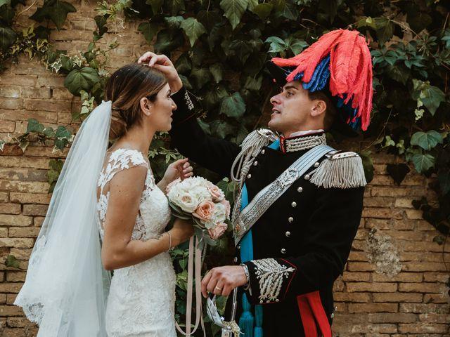 Il matrimonio di Luca e Marika a Vasto, Chieti 142
