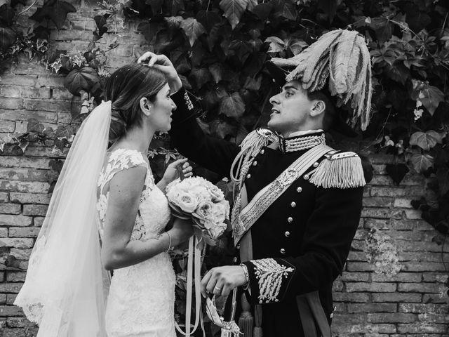 Il matrimonio di Luca e Marika a Vasto, Chieti 143