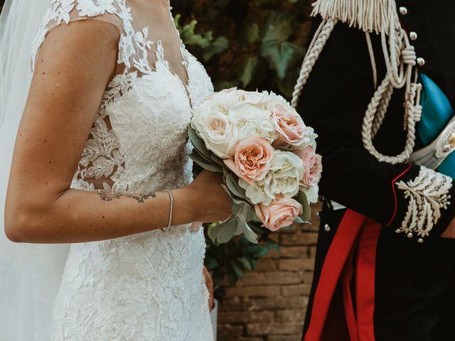 Il matrimonio di Luca e Marika a Vasto, Chieti 144