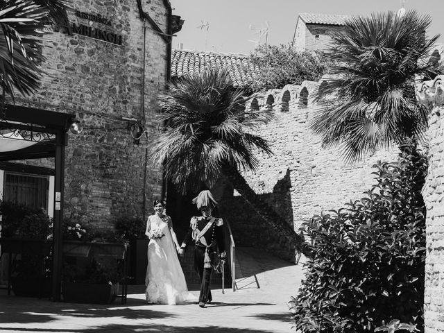 Il matrimonio di Luca e Marika a Vasto, Chieti 146