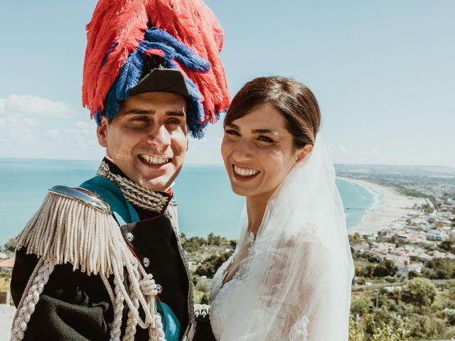 Il matrimonio di Luca e Marika a Vasto, Chieti 148
