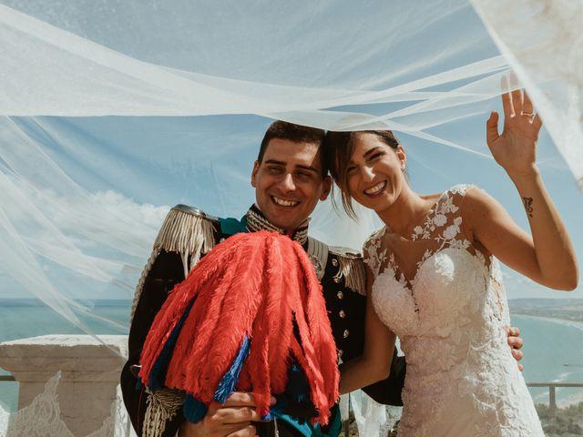 Il matrimonio di Luca e Marika a Vasto, Chieti 161