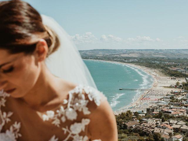 Il matrimonio di Luca e Marika a Vasto, Chieti 165