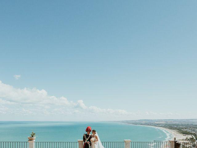 Il matrimonio di Luca e Marika a Vasto, Chieti 167
