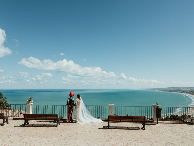 Il matrimonio di Luca e Marika a Vasto, Chieti 170