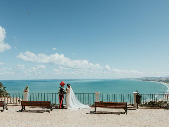 Il matrimonio di Luca e Marika a Vasto, Chieti 172