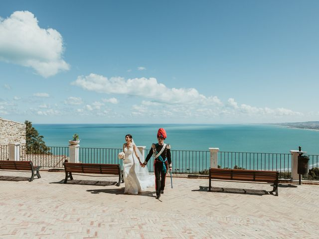 Il matrimonio di Luca e Marika a Vasto, Chieti 174