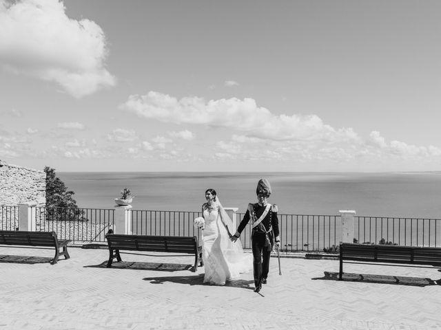 Il matrimonio di Luca e Marika a Vasto, Chieti 175