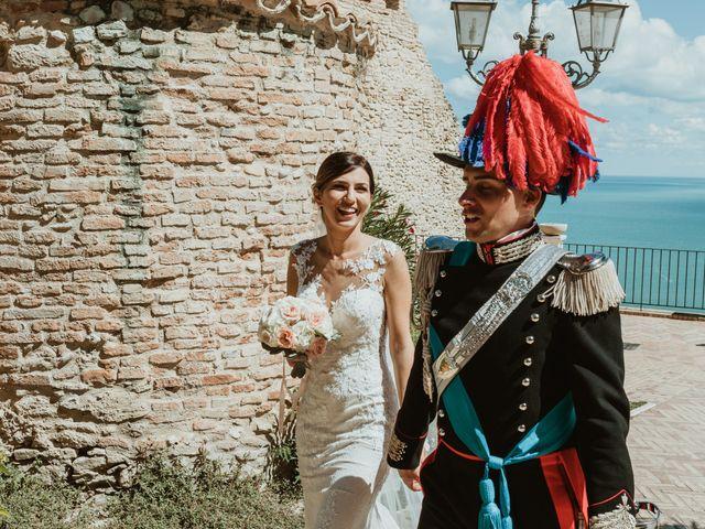 Il matrimonio di Luca e Marika a Vasto, Chieti 176