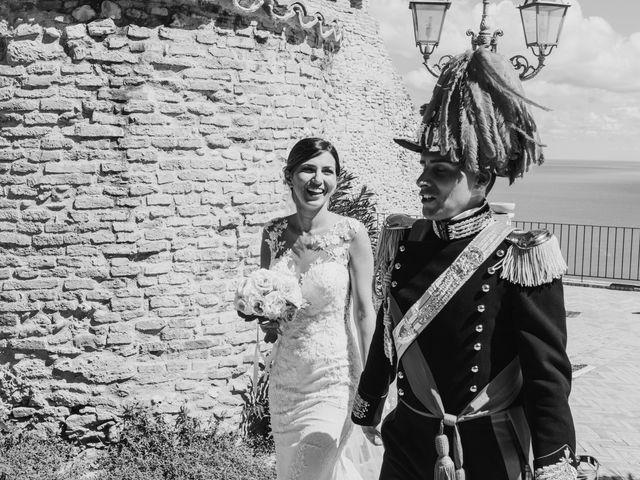 Il matrimonio di Luca e Marika a Vasto, Chieti 177