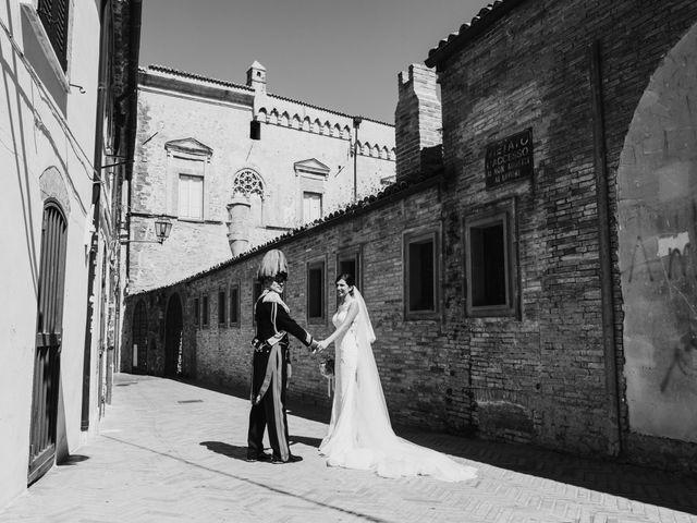 Il matrimonio di Luca e Marika a Vasto, Chieti 179