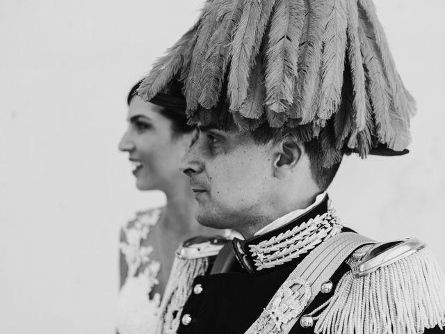 Il matrimonio di Luca e Marika a Vasto, Chieti 186