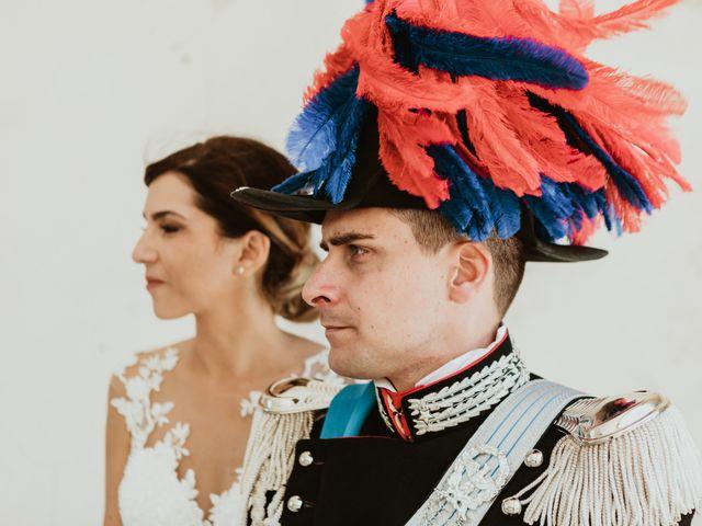 Il matrimonio di Luca e Marika a Vasto, Chieti 187