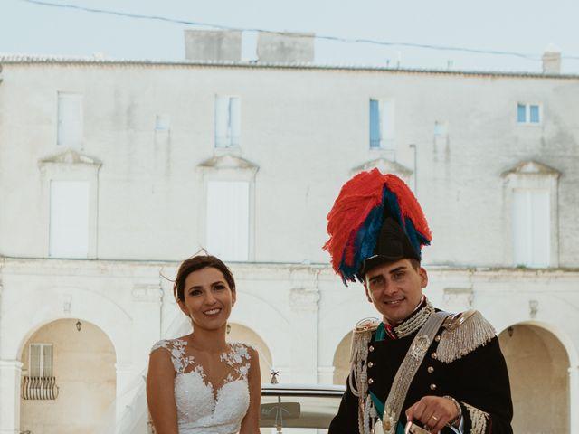 Il matrimonio di Luca e Marika a Vasto, Chieti 194