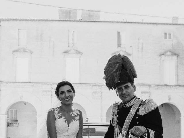 Il matrimonio di Luca e Marika a Vasto, Chieti 195