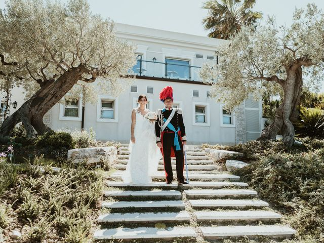 Il matrimonio di Luca e Marika a Vasto, Chieti 204