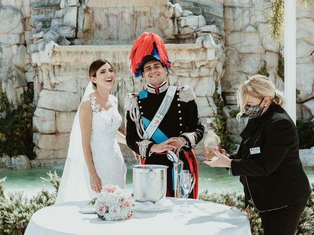 Il matrimonio di Luca e Marika a Vasto, Chieti 206