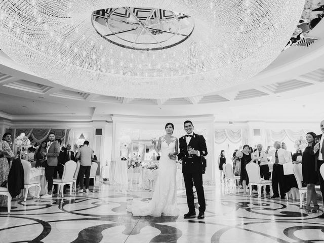 Il matrimonio di Luca e Marika a Vasto, Chieti 229