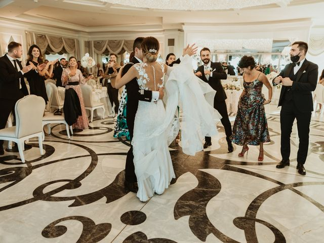 Il matrimonio di Luca e Marika a Vasto, Chieti 234