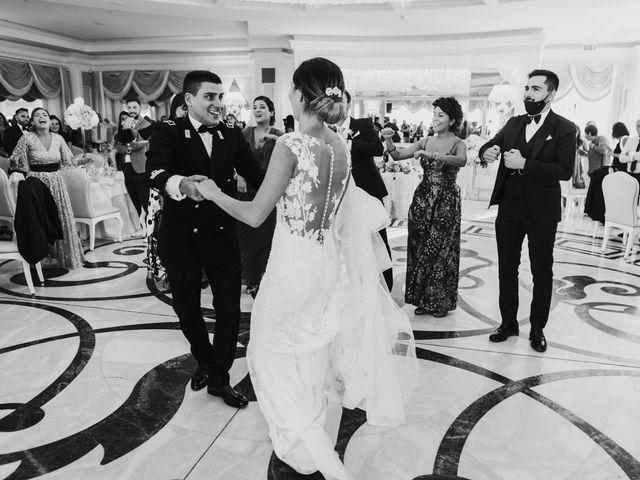 Il matrimonio di Luca e Marika a Vasto, Chieti 237