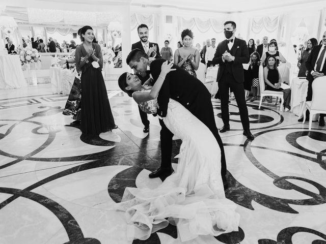 Il matrimonio di Luca e Marika a Vasto, Chieti 239