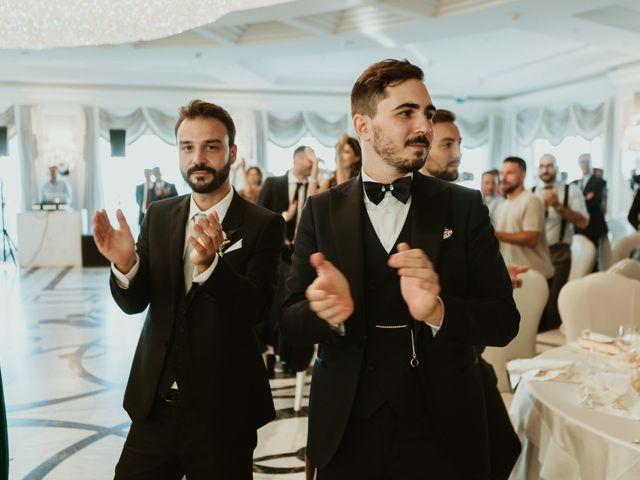 Il matrimonio di Luca e Marika a Vasto, Chieti 242
