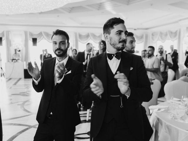 Il matrimonio di Luca e Marika a Vasto, Chieti 243