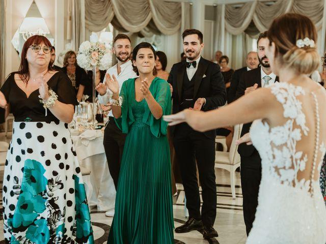 Il matrimonio di Luca e Marika a Vasto, Chieti 246