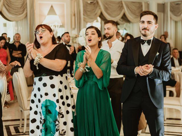 Il matrimonio di Luca e Marika a Vasto, Chieti 252