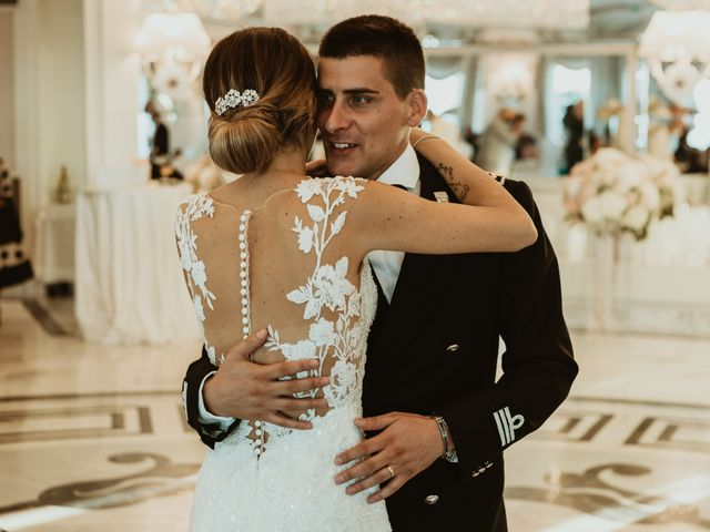 Il matrimonio di Luca e Marika a Vasto, Chieti 258