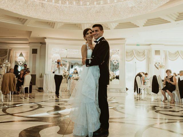 Il matrimonio di Luca e Marika a Vasto, Chieti 264