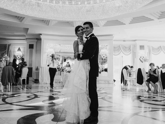 Il matrimonio di Luca e Marika a Vasto, Chieti 265
