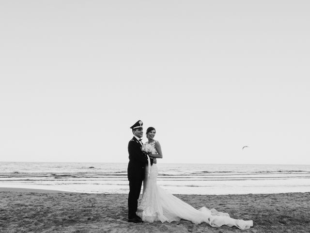 Il matrimonio di Luca e Marika a Vasto, Chieti 267