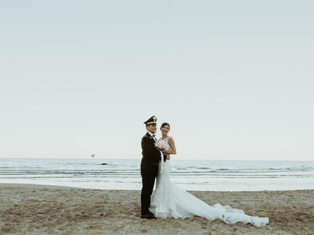 Il matrimonio di Luca e Marika a Vasto, Chieti 268