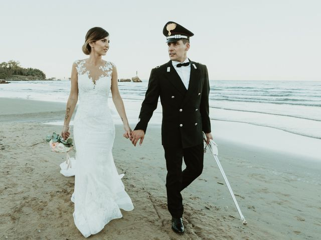 Il matrimonio di Luca e Marika a Vasto, Chieti 280