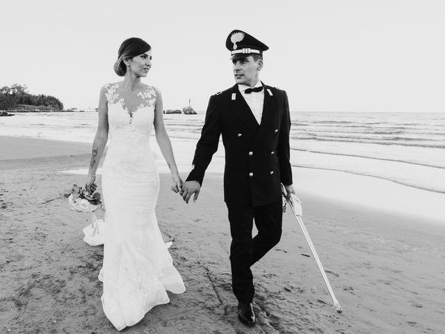 Il matrimonio di Luca e Marika a Vasto, Chieti 281