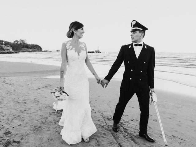 Il matrimonio di Luca e Marika a Vasto, Chieti 283