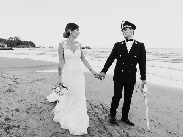 Il matrimonio di Luca e Marika a Vasto, Chieti 285