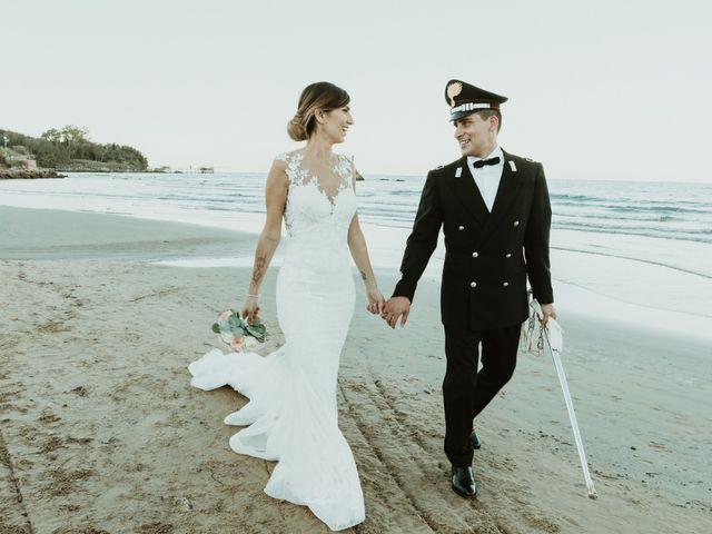 Il matrimonio di Luca e Marika a Vasto, Chieti 286