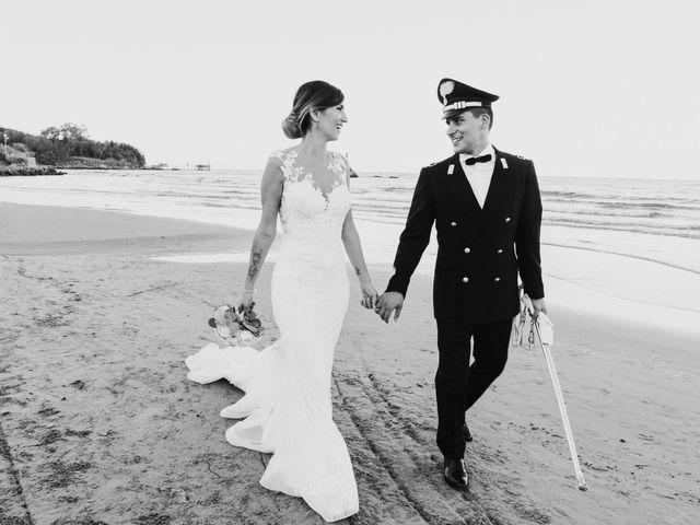 Il matrimonio di Luca e Marika a Vasto, Chieti 287