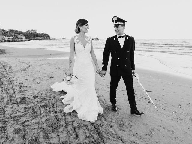 Il matrimonio di Luca e Marika a Vasto, Chieti 289