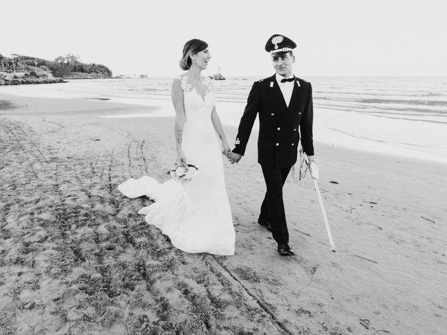 Il matrimonio di Luca e Marika a Vasto, Chieti 291