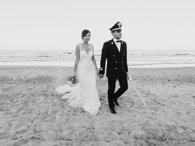 Il matrimonio di Luca e Marika a Vasto, Chieti 293