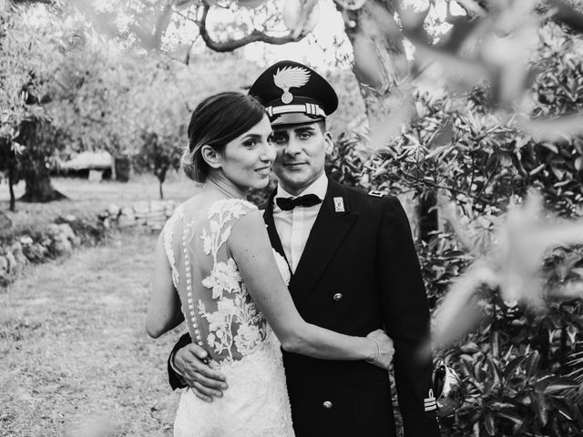 Il matrimonio di Luca e Marika a Vasto, Chieti 295