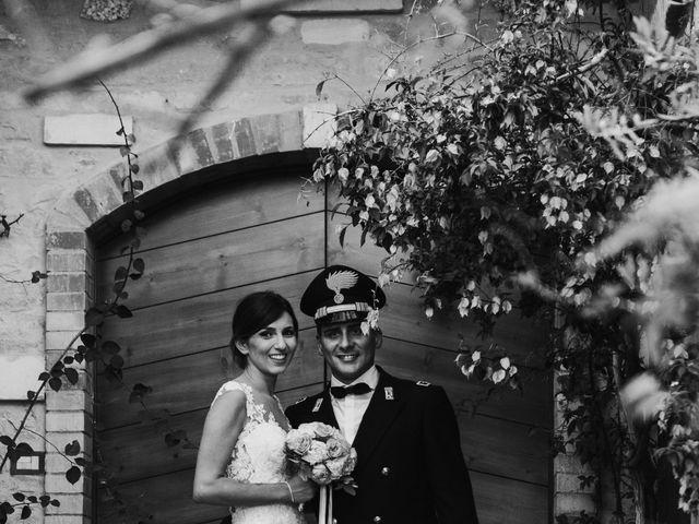 Il matrimonio di Luca e Marika a Vasto, Chieti 305