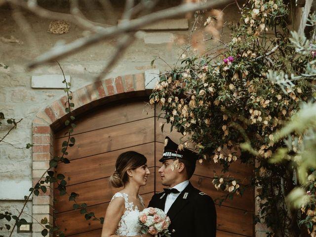 Il matrimonio di Luca e Marika a Vasto, Chieti 306