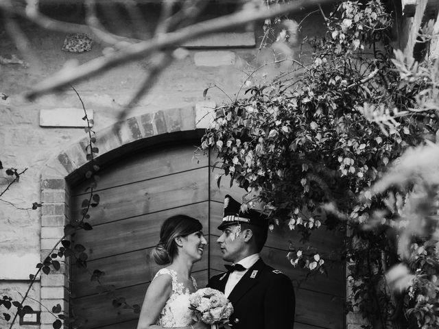 Il matrimonio di Luca e Marika a Vasto, Chieti 309